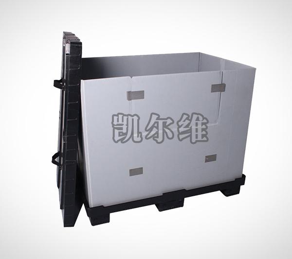 折叠围板箱在蔬果运输中发挥重要作用